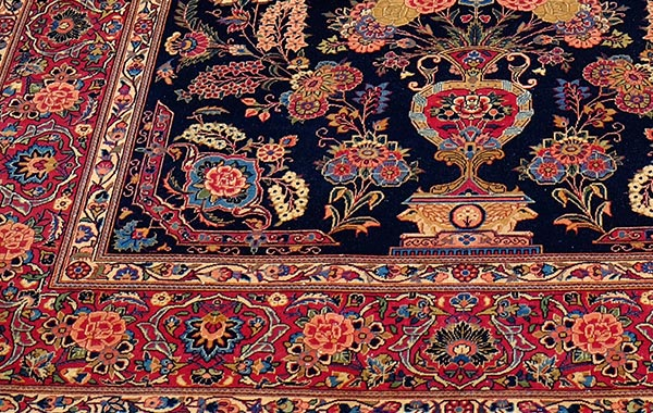 Collectable & Silk – Kashan