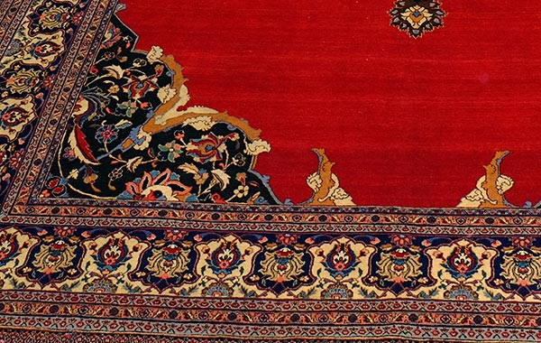 Collectable & Silk – Tabriz 4
