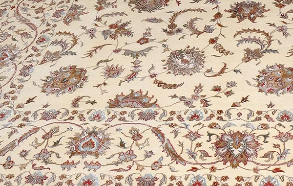 Super Kashan Part Silk 1