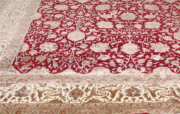 Super Kashan Part Silk 2