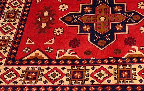 Oriental – Kazak