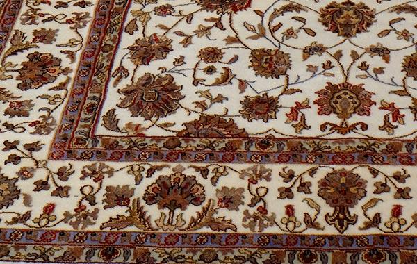 Semi-Modern – Kashan Part Silk 1
