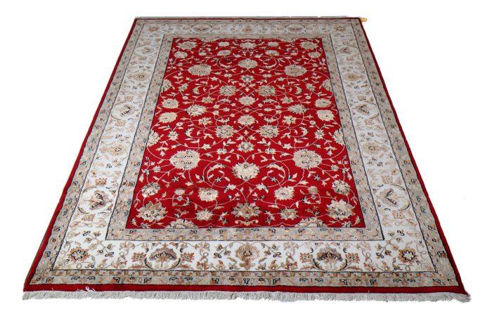 Semi-Modern – Kashan Part Silk 2